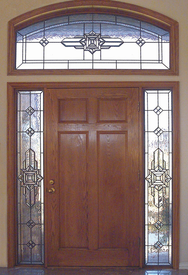 Stained Glass Denver Sidelights Stained Glass Denver
