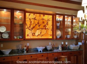 Kitchen Stained Glass 10