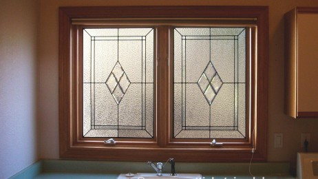 Beveled Gl Windows For A Beautiful Style